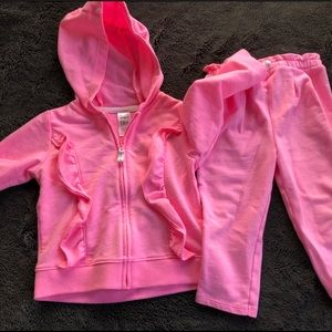 Jacket and pant set - 18 month